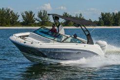 2021 Sea Ray SDX 250 Outboard