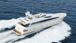 2007 Admiral 32 Custom