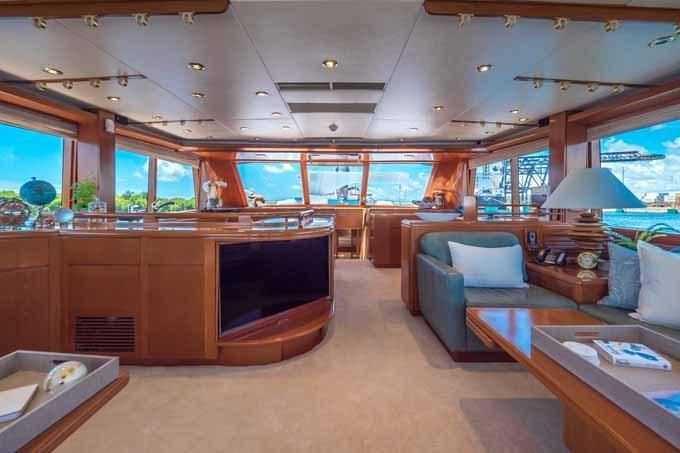 1985 Feadship Brokerage Rhode Island