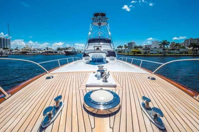 1985 Feadship Purchase Brokerage