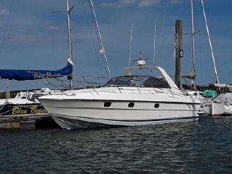 1990 Fairline Targa 33