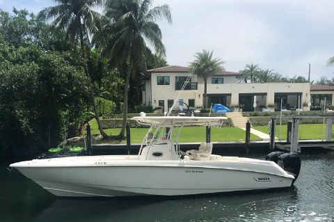 2007 Boston Whaler 32 Outrage