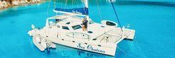 1997 Voyage 50' catamaran