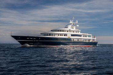 1992 Motor Yacht Peene-Werft