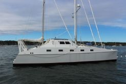 2018 Custom Catamaran
