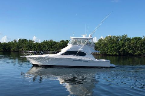 2006 Riviera 47 Open Flybridge Series II