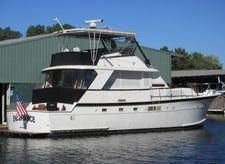 1977 Hatteras 53 Yacht Fisherman
