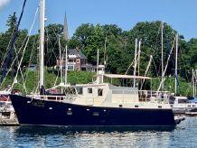 2001 Custom 46 LRC Pilothouse Trawler
