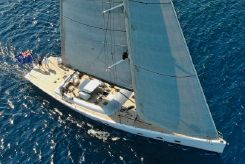 1998 Pendennis Wally 106