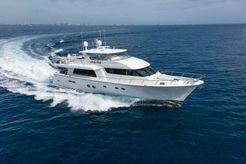 2014 Pacific Mariner 85 Motor Yacht