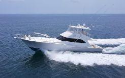 2012 Viking 57 Convertible