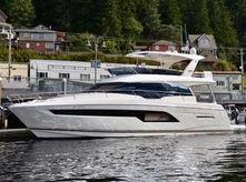 2017 Prestige 630 Motoryacht
