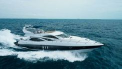 2004 Sunseeker Manhattan 70