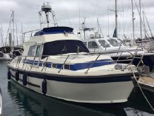 1992 Aquastar Ocean Ranger 33 Flybridge