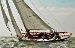 1919 Fred Shepherd Classic Bermudan Cutter