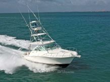 2010 Cabo 36 Express