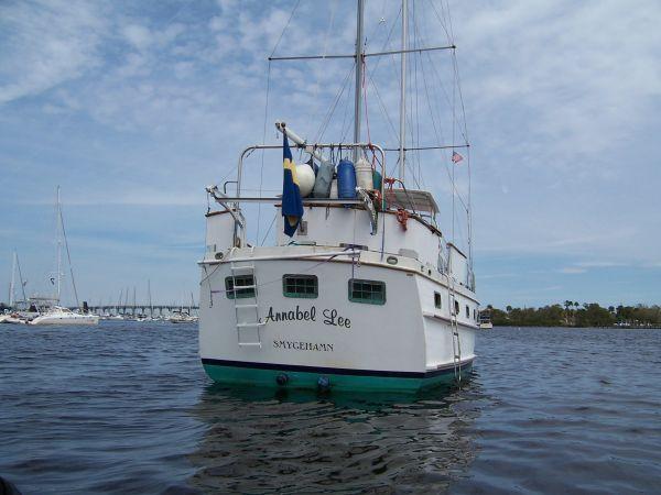 1981 Island Trader Pilothouse Trawl R Motorsailer 46 Boats