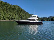 2000 Delta Pacific 52 Sport Fisher Motoryacht