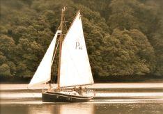 2001 Cornish Crabber Pilot Cutter 30