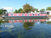 2013 Narrowboat MIDWAY 58