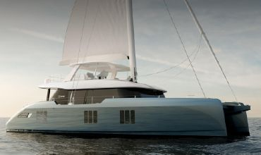 2020 Sunreef SUNREEF 70 Sailing