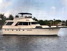1984 Hatteras 53 Classic Motor Yacht