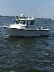 1992 Steiger Craft 23 Chesapeake2007 power