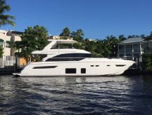 2017 Princess 68 Viking