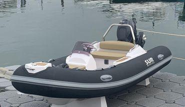 2019 Sur Marine ST370 Prestige
