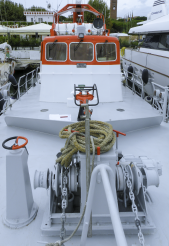 1967 Wartsila Oy Safety and Rescue Boat