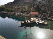 2000 Custom schooner classic