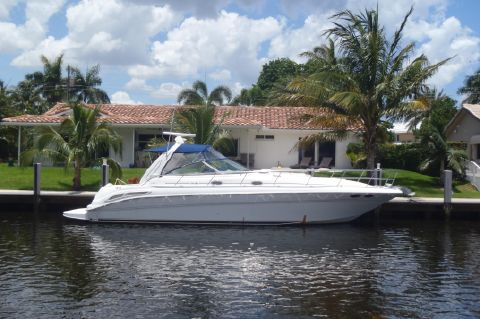 2000 Sea Ray 41 SUNDANCER - Beautiful 41 Sundancer