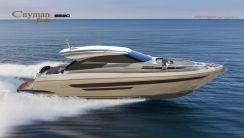 2021 Cayman S580