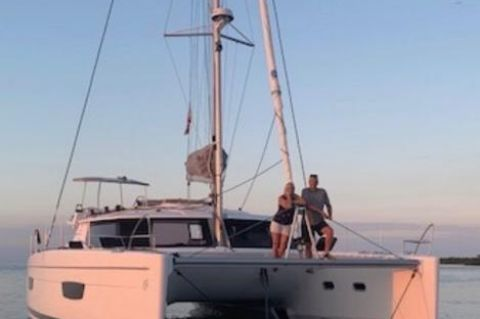 2018 Fountaine Pajot Helia 44