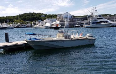 1980 Boston Whaler Outrage 22