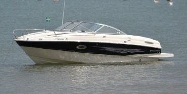 2012 Bayliner 642 Overnighter