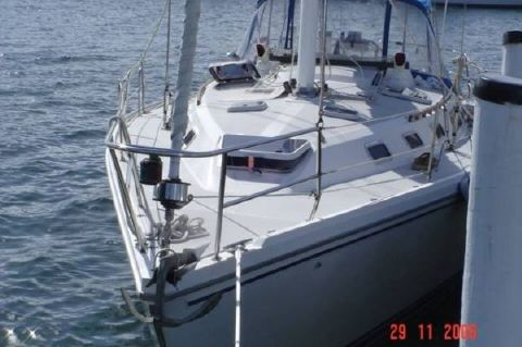 1992 Catalina Two Stateroom Sloop