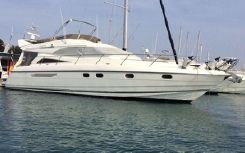 2001 Princess 56 Fly / VAT paid