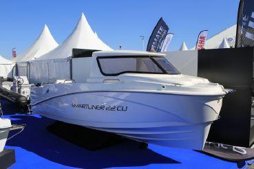 2021 Smartliner Cuddy 22 CU