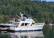 1983 Ocean Alexander Europa Trawler