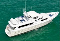 1988 Broward 85 Motor Yacht