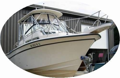 2002 Grady-White 270 Islander (Stk# B2169) 27 Boats for Sale
