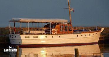 1951 Silver John Bain Ormidale Twin Screw Motor Yacht