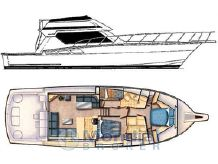 1991 Hatteras Hatteras 50 Convertibile Unknown