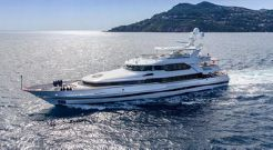 1992 Lurssen Displacement Motoryacht