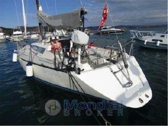 1989 X-Yachts XYachts X372