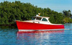 1997 Hinckley Picnic Boat Classic