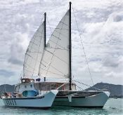 2008 Catamaran Brand 58