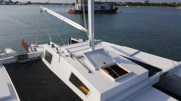 23ft Jones Boatyard Trimaran