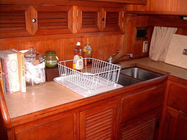1987 Present Sundeck - Galley 2